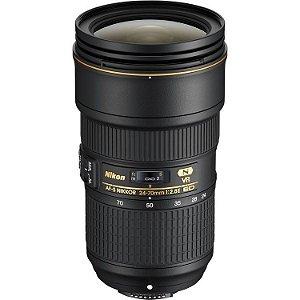 LENTE NIKON AF-S 24-70mm f/2.8E ED VR