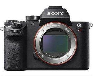 Câmera Sony Alpha a7R II CORPO