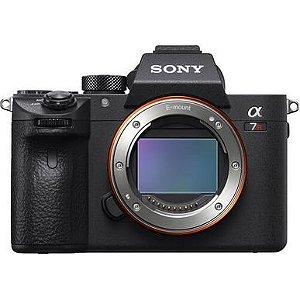 Câmera Sony Alpha a7R III CORPO