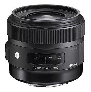 Lente Sigma 30mm f/1.4 DC HSM ART