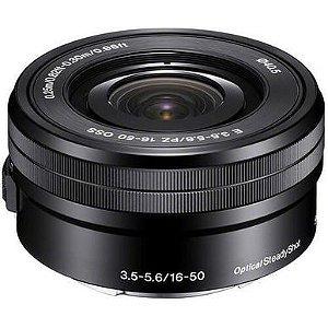 Lente Sony E PZ 16-50mm f/3.5-5.6 OSS (SEM CAIXA)