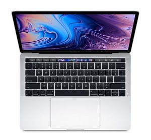 "APPLE MACBOOK PRO MPXX2 I5-3.1/8/256/13"" TOUCHBAR (2017) PRATA"