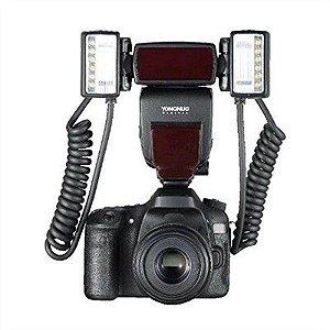 Flash Yongnuo YN24EX Twin Macro Para Canon
