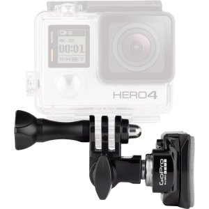 Suporte Frontal e Lateral GoPro Para Capacete