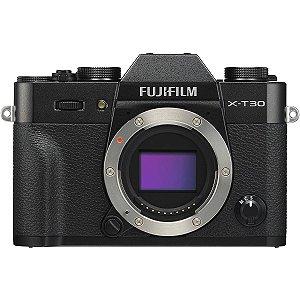Câmera Digital Fujifilm X-T30 Corpo (Preta)