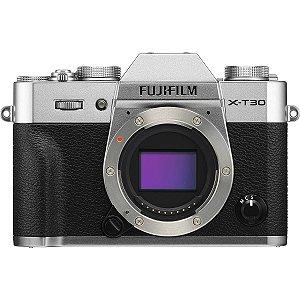 Câmera Digital Fujifilm X-T30 Corpo (Prata)