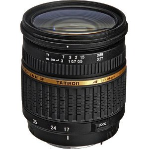 Lente Tamron 17-50mm f/2.8 XR Di-II LD [IF] Para Nikon