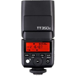 Flash Godox TT350S Para Canon