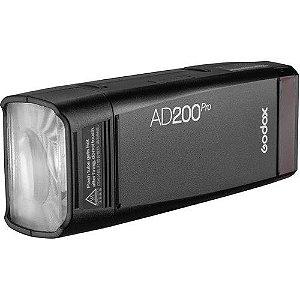 Flash Godox AD200 PRO TTL - Modelo à Bateria