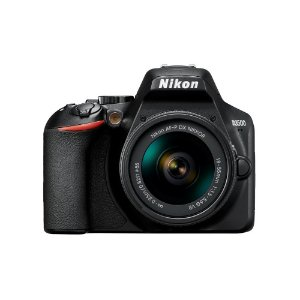 Câmera Nikon D3500 Kit AF-P 18-55mm f/3.5-5.6G VR