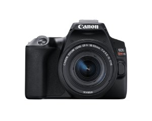 Câmera Canon EOS Rebel SL3 Kit 18-55mm f/4-5.6 IS STM