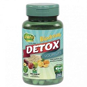 Detox - 60 Cáp 500 mg
