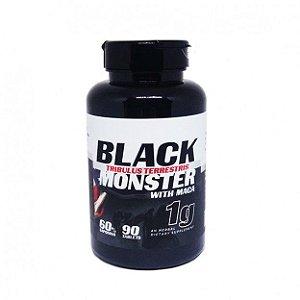 Tribulus Terrestris e Maca - Black Monster [90 tabletes]