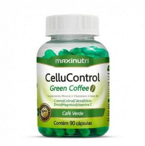 Cellucontrol Green Coffee 90 Cáps