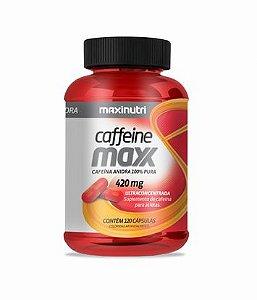 Caffeine Maxx - 120 Cáp - 420 mg