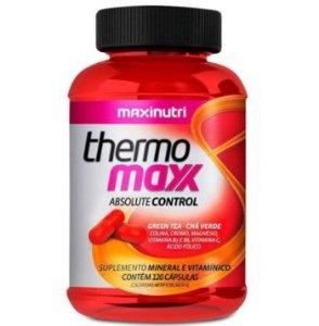 THERMO MAXX APPETITE CONTROL - 120 Cáp