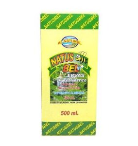 NATUS BEL - ERVAS PARA DIABÉTICO - 500ml