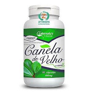 Canela de Velho - 100 Cáp - 400 mg