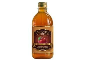 Vinagre de Maçã - Vinagre VIVO de Maçã com 534 ml