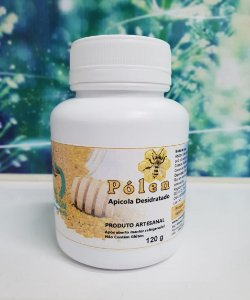 Pólen Apícola Desidratado 120 g
