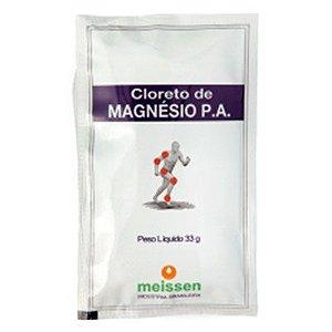 CLORETO DE MAGNÉSIO PA - 33 g