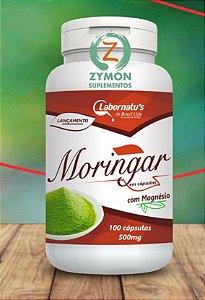 Moringar (Moringa Oleífera com magnésio) - 100 cápsulas 500 mg