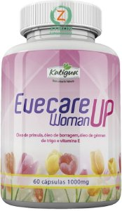 Eue Care Woman Up - 60 Cáp - 1000mg