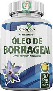 Óleo de Borragem - 30 cap 1000 mg