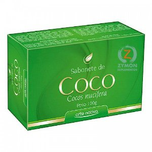 Sabonete de Coco - 100 g
