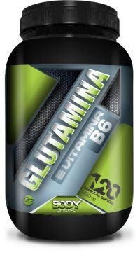 GLUTAMINA E VITAMINA B6 - c/120 CÁPSULAS - BODY POWER
