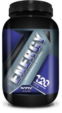 ENERGY - c/120 CÁPSULAS - BODY POWER