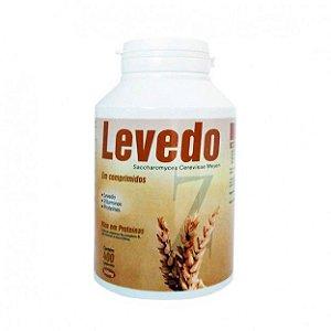 LEVEDO DE CERVEJA - 400 comp - 500 mg
