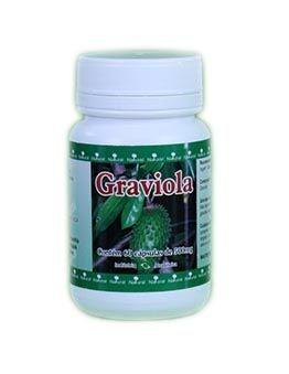 Graviola - 60 Cáp- 500 mg