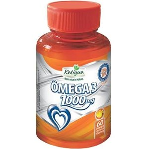 Ômega 3 - 60 Cáp 1000 mg