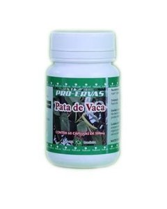 Pata de Vaca - 60 cáp. 500 mg
