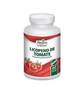 Licopeno de Tomate - 60 Cáp -  500 mg