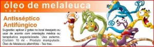 Oleo de Melaleuca