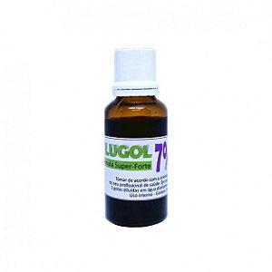 Lugol 7% - Iodo Inorgânico - 30 ml