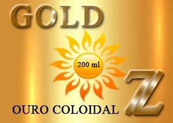 Ouro Coloidal Z - 200 ml