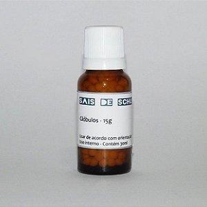 Natrum muriaticum (Natrum chloratum) D4