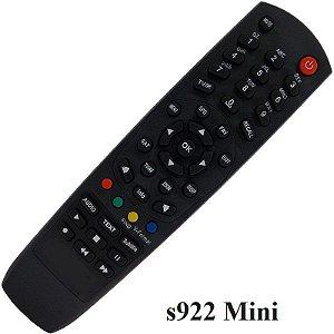 Controle Remoto Azamerica s922 Mini