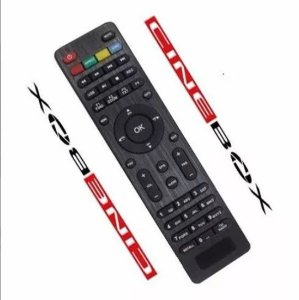 Controle Remoto Cinebox Legend X Hd / Duo
