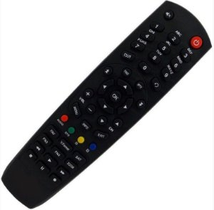 Controle Remoto Receptor Tocomsat Life / Lite HD / Duplo Lite HD / Duplo HD3 / Duplo HD Plus / Combate S