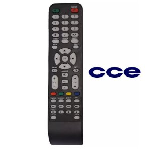 Controle Remoto TV LCD / LED CCE  STILE D4201 - RC-512