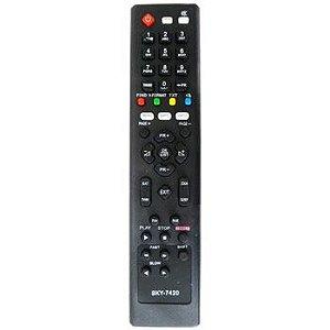 Controle Remoto  Azamerica 800/806/807/808/810/812/900/912 e F90