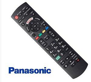 Controle Remoto Tvs Panasonic Smart Led - Vieira Com Botão Net Flix