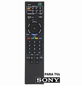 Controle Remoto Tv Sony Bravia Lcd / Led / Plasma  RM-YD064 / RM-Y047