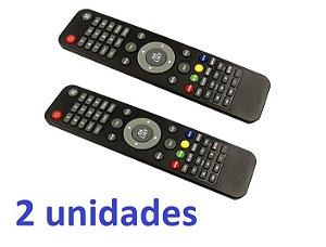 Controle Remoto Para Receptor S1001 / S1005 - 2 unidades