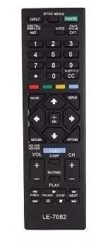 Controle Remoto Tv Lcd Led Rm-yd093 Sony Bravia Le-7062 Home
