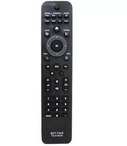 Controle Remoto Tv Lcd Led Smart Philips  MAX-7445